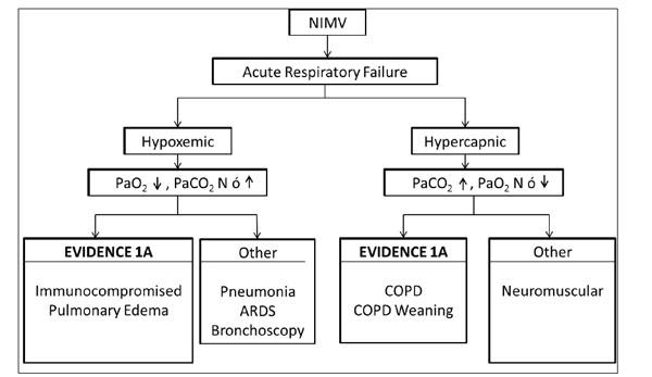 Pathophysiological Basis Of Acute Respiratory Failure On Non